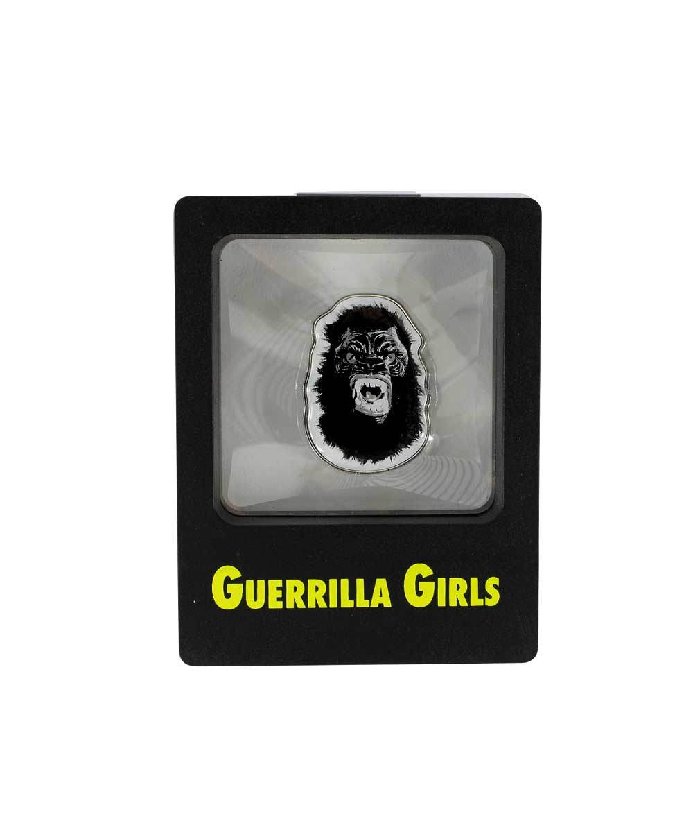 Third Drawer Down X Guerrilla Girls, Gorilla Pin Other Third Drawer Down Studio