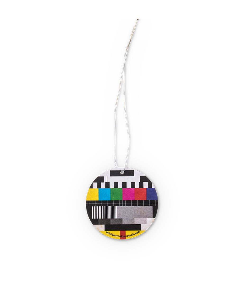 Video Art Air Freshener x Hi Art