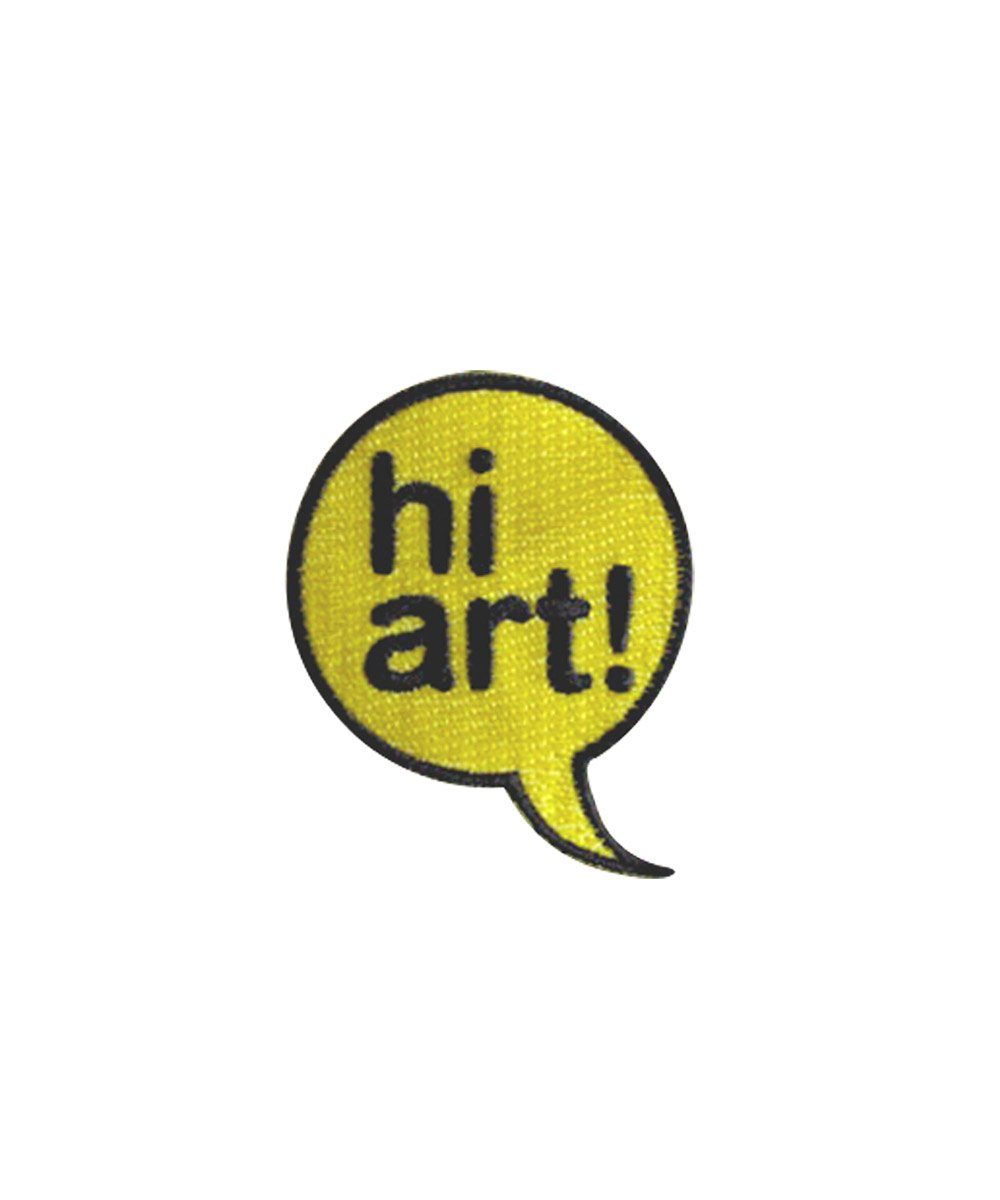 Hi Art Patch x Hi Art