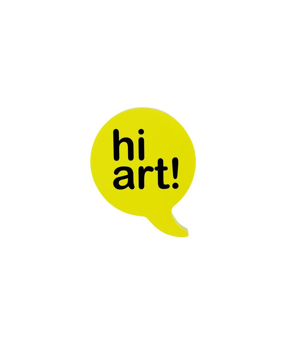 Hi Art Sticky Notes x Hi Art