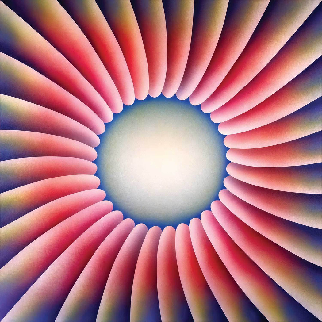 Through the Flower Scarf x Judy Chicago