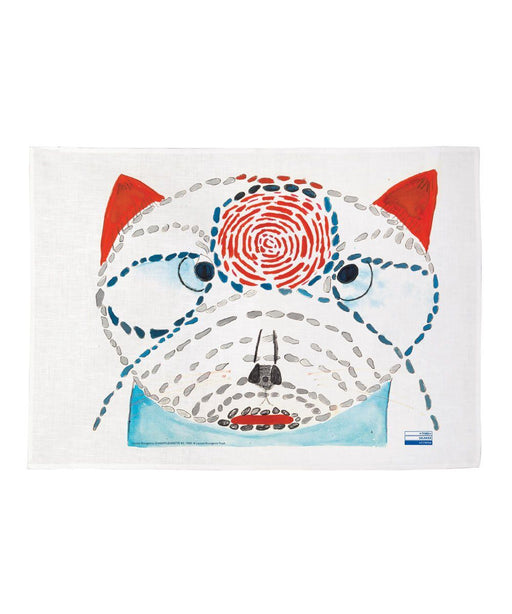 Champfleurette #2 Tea Towel X Louise Bourgeois