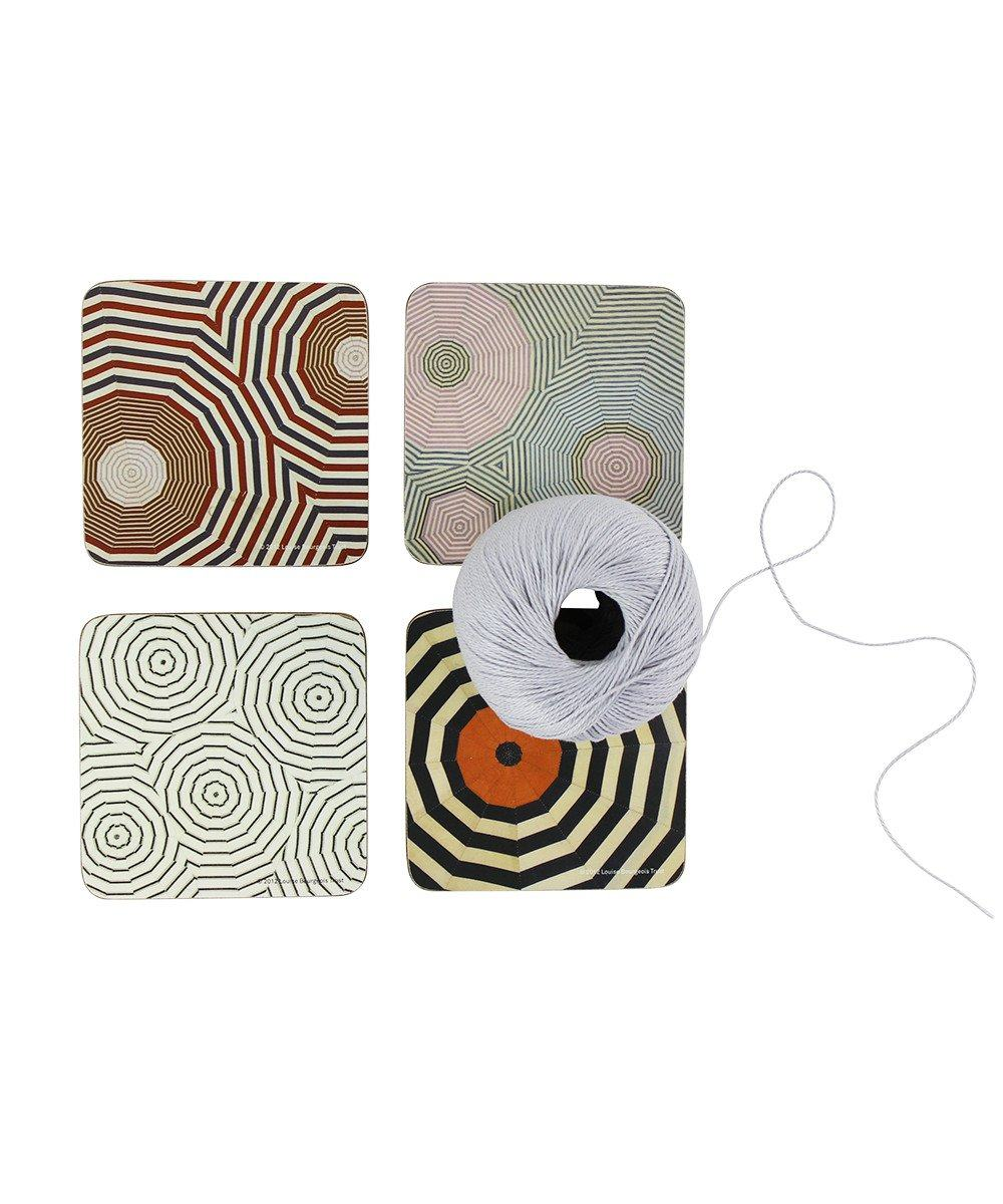 Third Drawer Down X Louise Bourgeois, Corkboard Coaster Set