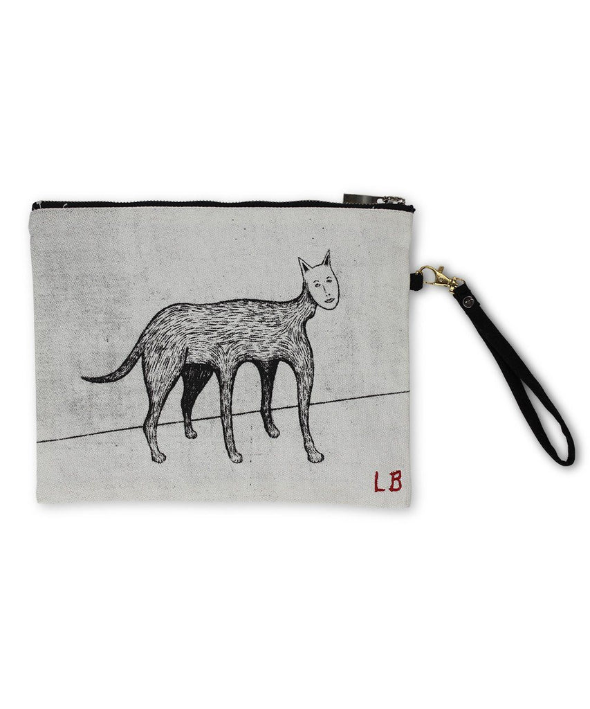 Cotton Cat Pouch x Louise Bourgeois