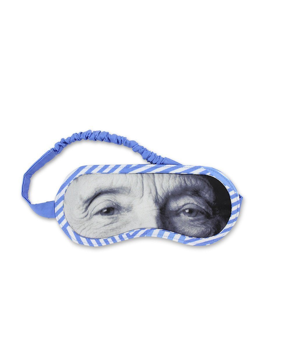 Silk Portrait Eye Mask x Louise Bourgeois Other Third Drawer Down Studio