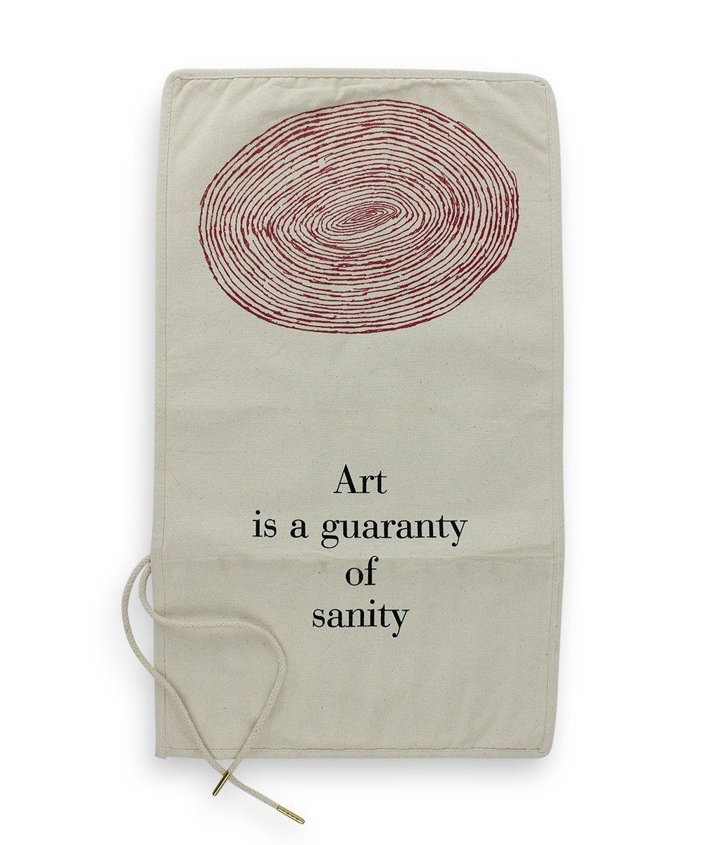 Brush Roll x Louise Bourgeois
