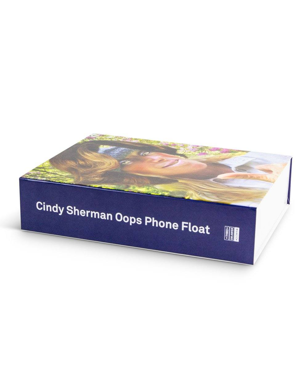 Third Drawer Down X Cindy Sherman, Oops Phone Float Plastic Third Drawer Down Studio