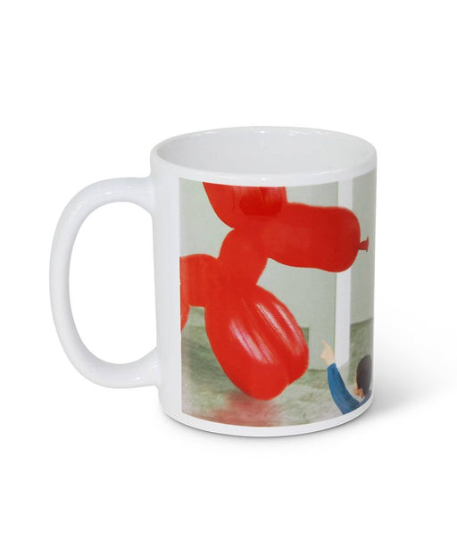 I Want to Play with the Balloon Mug X We Go to the Gallery