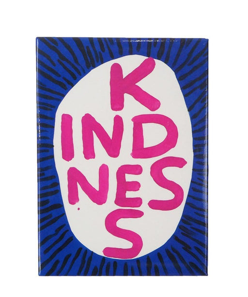 Kindness Magnet X David Shrigley Plastic Third Drawer Down Studio Default Title