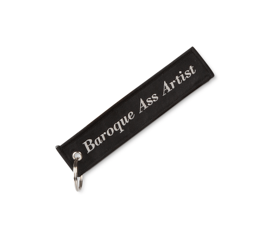 Baroque Ass Artist Keying x Hi Art Textiles Third Drawer Down Studio