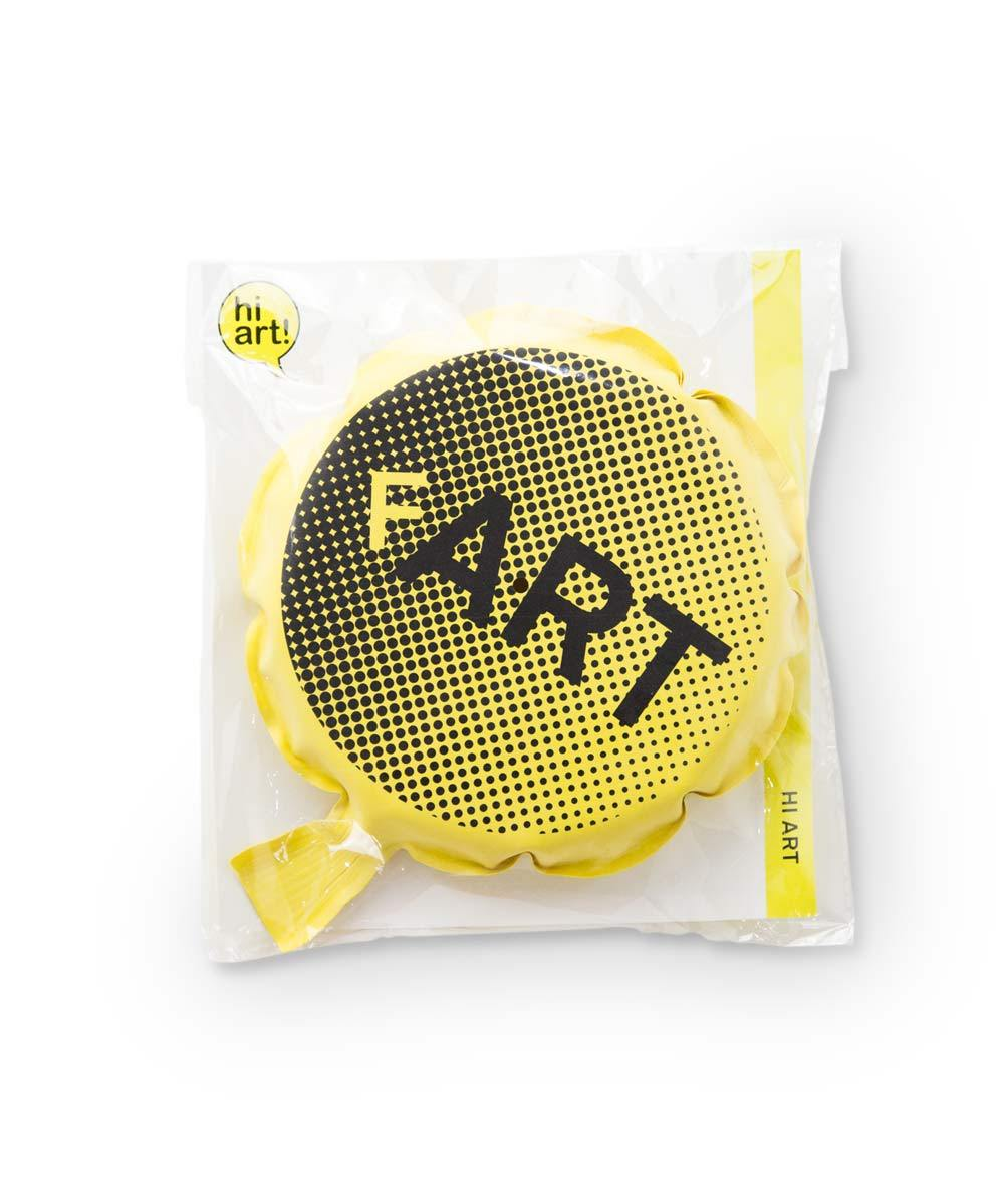 FART Whoopee Cushion x Hi Art