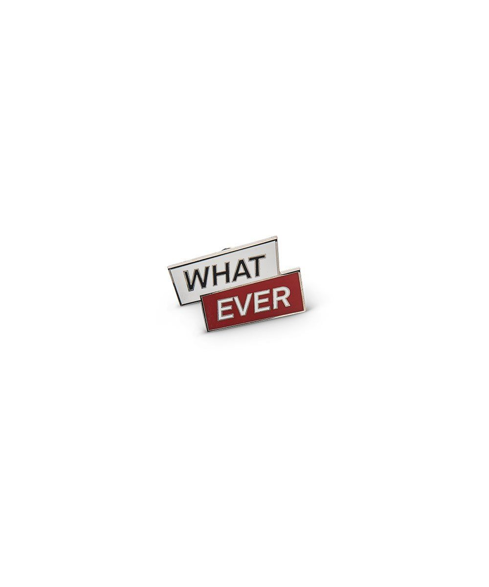 Contemporary Whatever Pin x Hi Art