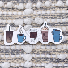 Load image into Gallery viewer, Coffee Sticker
