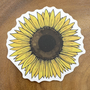 Sun Flower Sticker