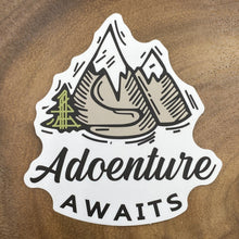 Load image into Gallery viewer, Adventure Awaits Sticker