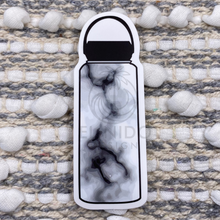 Load image into Gallery viewer, Marble Waterbottle Sticker