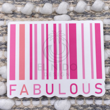 Load image into Gallery viewer, Pink Fabulous Sticker