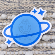 Load image into Gallery viewer, Blue Planet Sticker