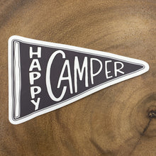 Load image into Gallery viewer, Happy Camper Sticker