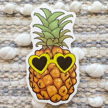 Load image into Gallery viewer, Yellow Pineapple Sticker