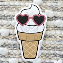 Load image into Gallery viewer, Ice Cream Sticker