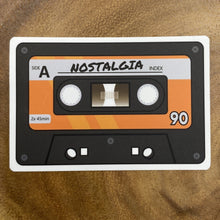Load image into Gallery viewer, Cassette Tape Sticker