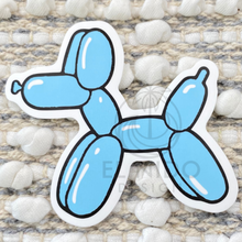 Load image into Gallery viewer, Blue Dog Sticker