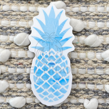 Load image into Gallery viewer, Blue Pineapple Sticker