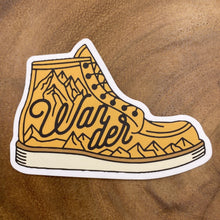 Load image into Gallery viewer, Wander Shoe Sticker