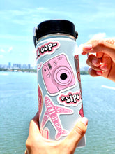 Load image into Gallery viewer, Waterbottle Mountain Sticker