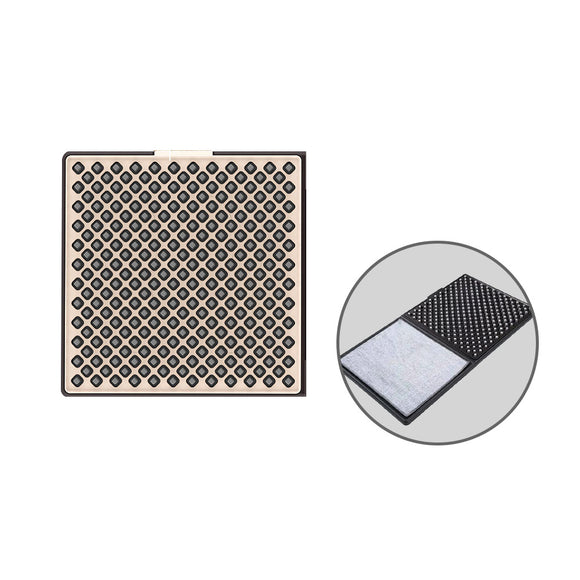 Cherry Sole Cleaning Rubber Replacement Mat