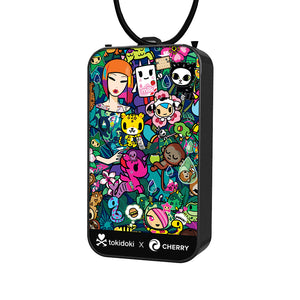 Cherry Ion (Tokidoki Limited Edition) - Rainforest