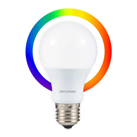 Cherry Home Smart Multi-Color Bulb