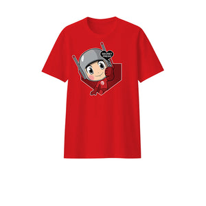 Cherry x Secret Fresh T-Shirt (Red)