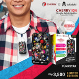 Cherry Ion (Tokidoki Limited Edition) - Punkstar
