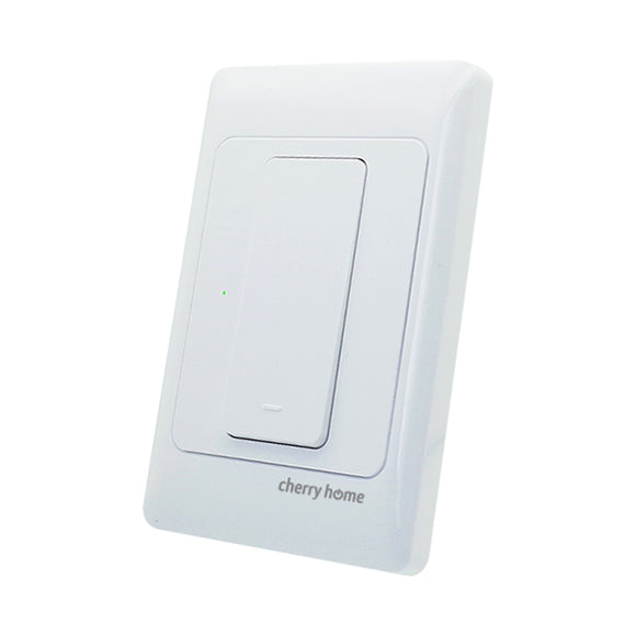 Cherry Home Smart Wall Switch (1-Gang)