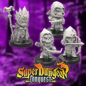 Super Dungeon: Conquest New Releases!