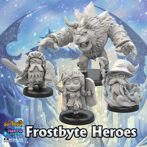 New Frostbyte Heroes Now Available!