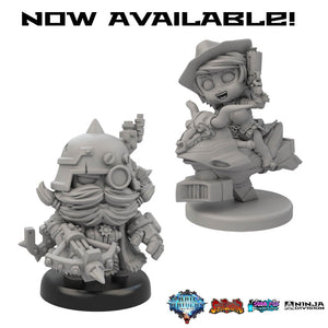 Steelhorse Candy and Makerguild Engineer Available!