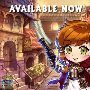 Fortune Hunter and Clockwork Contraption Now Available!