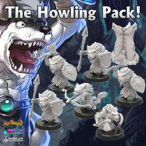 Howling Pack Spawning Point Now Available!