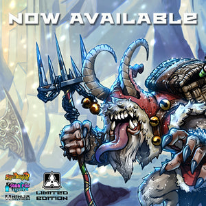 Krampus and Kringle Now Available!