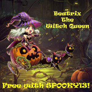 Free Beatrix the Witch Queen!