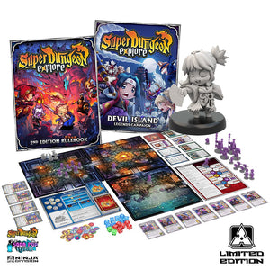Super Dungeon: Explore - Devil Island