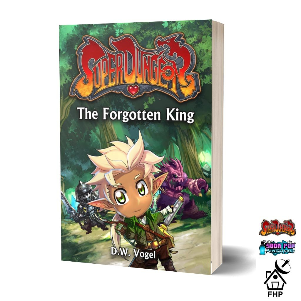 The Forgotten King - Ninja Division