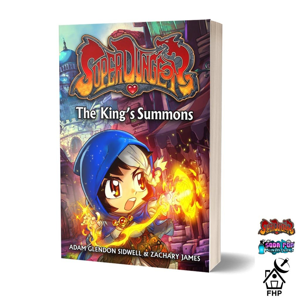The King's Summons - Ninja Division