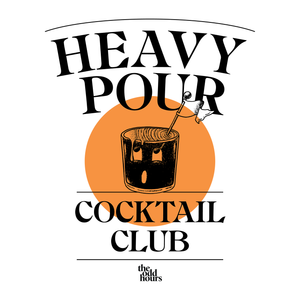 Heavy Pour Cocktail Club tee