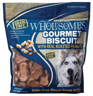 Sportsmix Grain Free Roasted Peanut Dog Biscuit