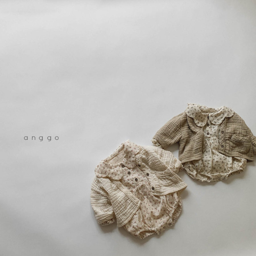 Anggo Ricca Romper (2 colour options) - ooyoo