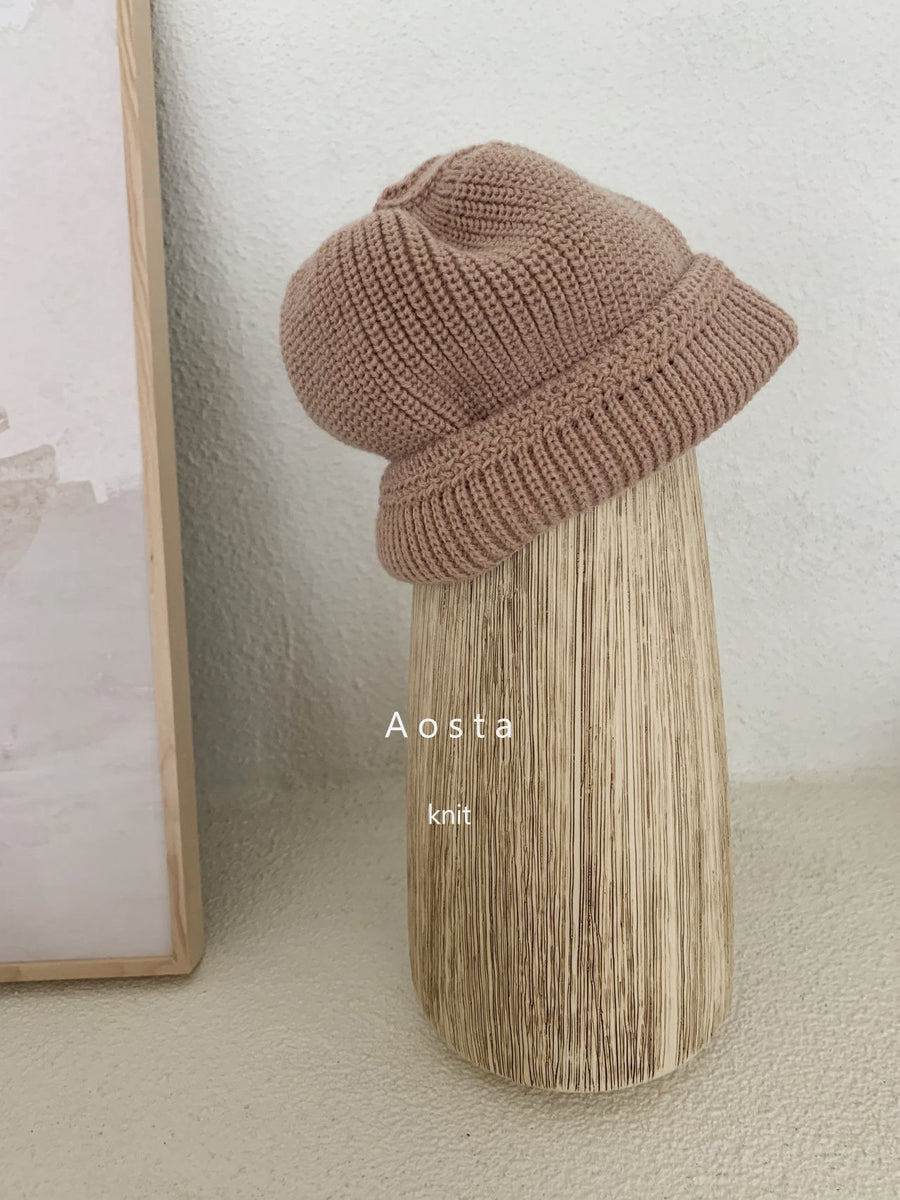 Aosta Knit Beanie (4 colour options) - ooyoo
